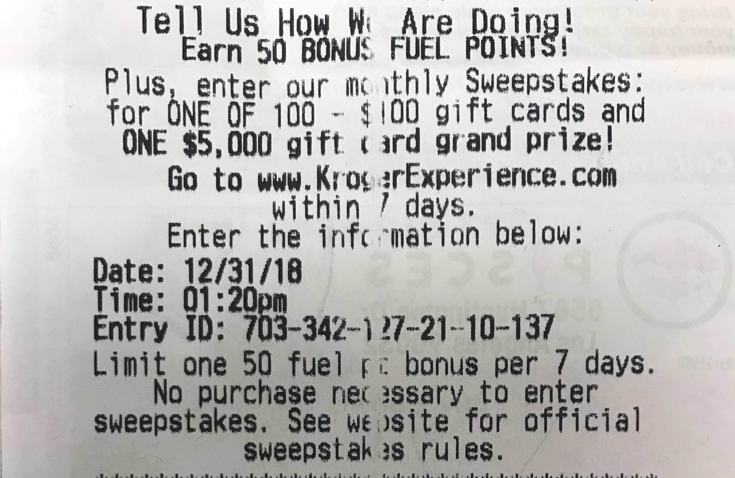 Ralphs Gas Station >> A Review Of The Ralphs Fuel Reward Program Gosavorla